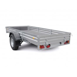 Прицеп для транспортировки снегоходов и другой мототехники МЗСА 817717.015-05